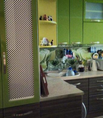 кухня на заказ угловая
