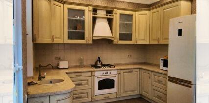 кухня массив классика